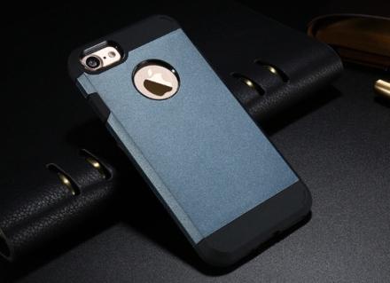 Praktiskt Armor Hybrid Skal till iPhone 7 från FLOVEME NAVY