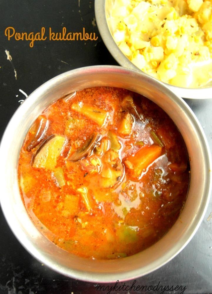 how to make potato sambar