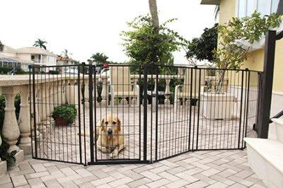 Hundgrind Outdoor Super Gate