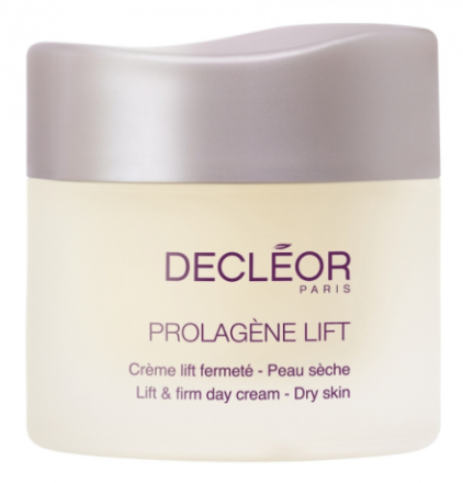 DECLÉOR PROLAGENE LIFT LIFT AND FIRM DAY CREAM DRY SKIN