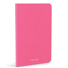 Happy Plugs iPad Air Book Case Pink