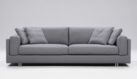 Interface Mama 3-sits soffa Grå