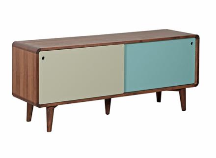 CASØ 500 Tv-möbel Grön/Sand