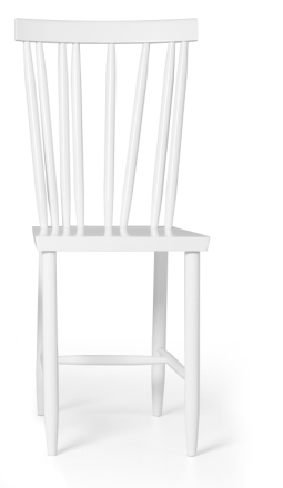 Design House Stockholm Family Chair No.4 Vit 2-pack