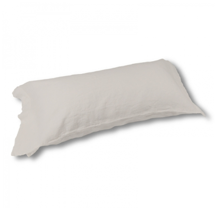 Dirty Linen Örngott Very White 50x90cm