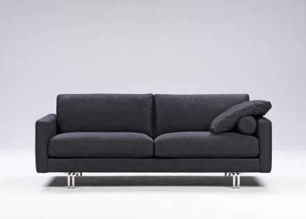 Interface Blues 2,5-sits soffa Mörkgrå