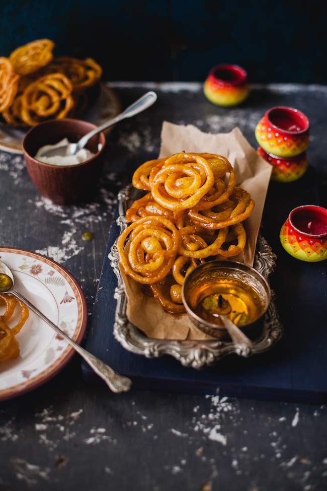 how to prepare jalebi in home