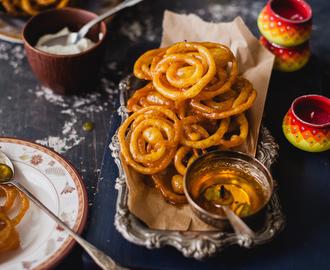 how to prepare jalebi in home