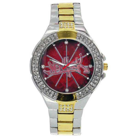 Klocka Gold n Platinum Redface New York Street Watch