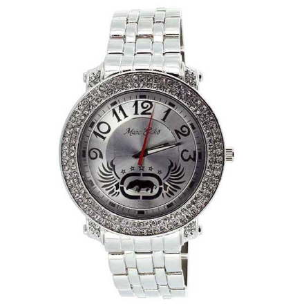Klocka Ecko Stylish diamond Bling Watch | Klockor