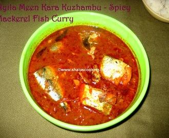 how to make fish kuzhambu