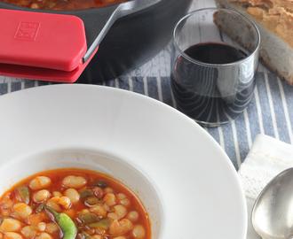 Recetas de pochas frescas navarra mytaste for Como cocinar acelgas frescas