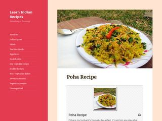 Learn Indian Recipes