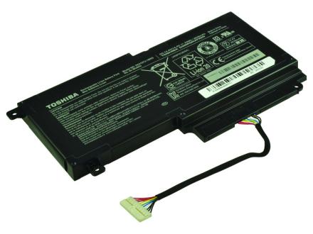 Laptop batteri P000573230 för bl.a. Toshiba L55t, L55, L50, L50-A, P50-A - 2838mAh - Original Toshiba