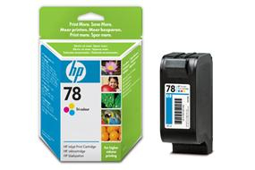 HP bläckpatron 78 trefärgsbläckpatron (C6578AE)