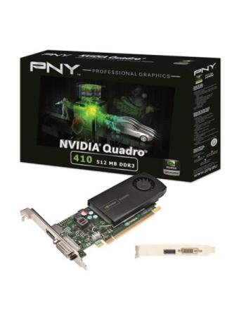 NVIDIA Quadro 410 by - grafikkort - Quadro 410