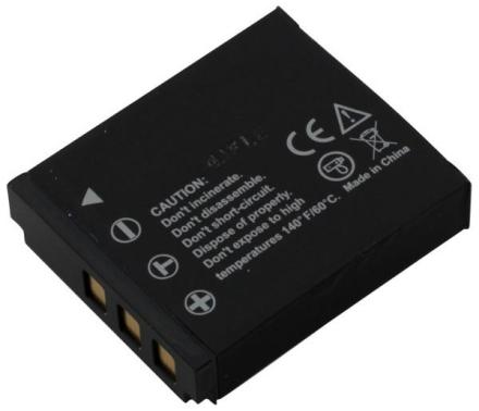 Kamerabatteri till Minox DC 1011, DC 1022, DC 8111, DC 8122