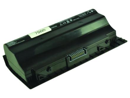 Laptop batteri A42-G75 för bl.a. Asus G75 - 5200mAh