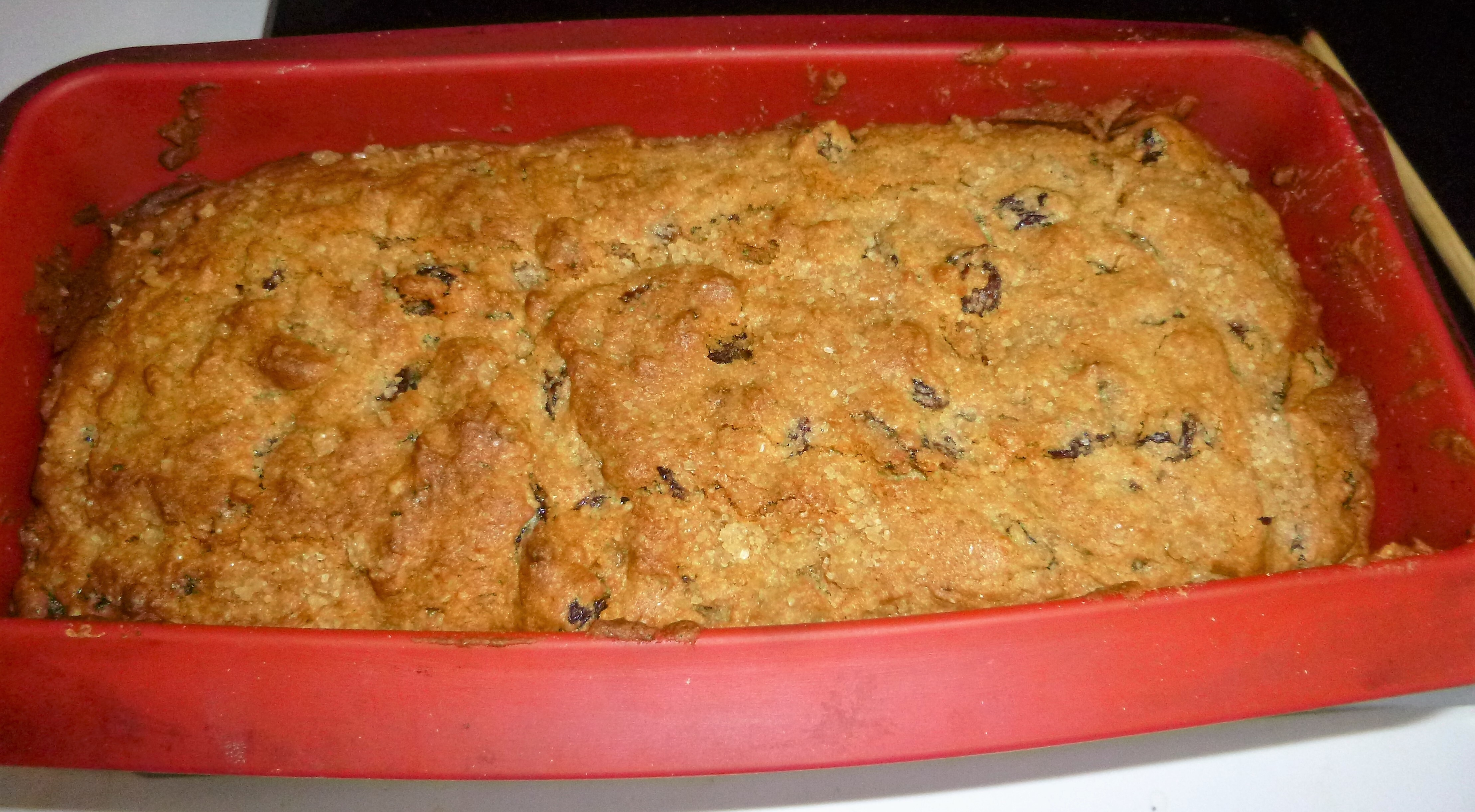 Healthier and Light Brown Sugar Sultana Farmhouse Loaf ...