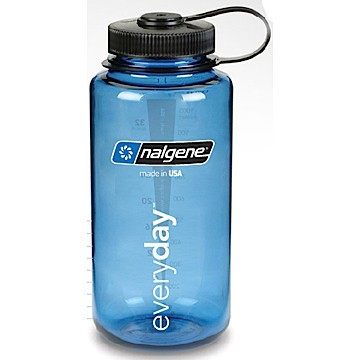 Nalgene WM Everyday 1L Vattenflaska - Blå