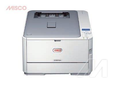 OKI C301dn - skrivare - färg - LED