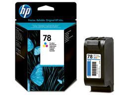 HP bläckpatron 78 trefärgspatron (C6578DE)