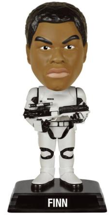 Wacky Wobbler - Finn In Stormtrooper