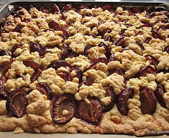 pflaumenkuchen vom blech ohne hefe