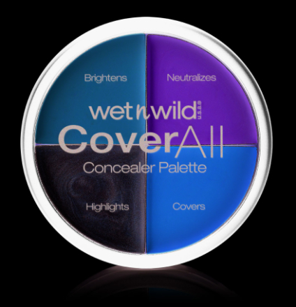 Wet n Wild CoverAll Concealer Palette thumbnail