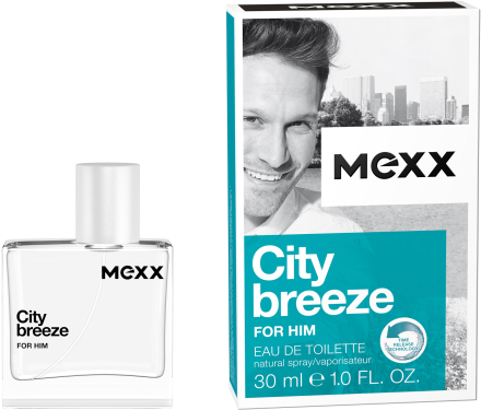 Mexx City Breeze Man EdT 30ml thumbnail