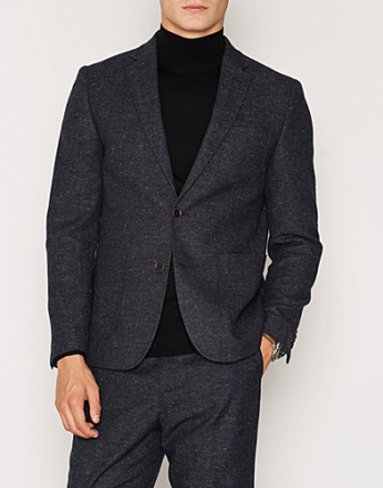 Slim Fit Tweed Blazer thumbnail