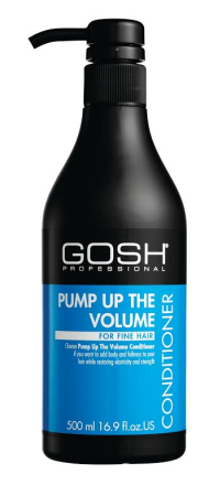 Gosh Hair Care Pump Up The Volume Conditioner 500ml thumbnail