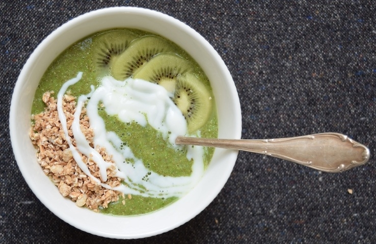 Skinny Six: Smoothie Bowl