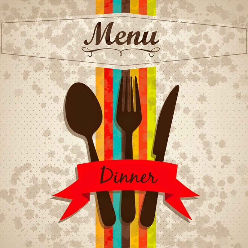 Menu Mensal Abril 2014