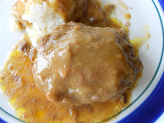Easy Crock Pot Salisbury Steak