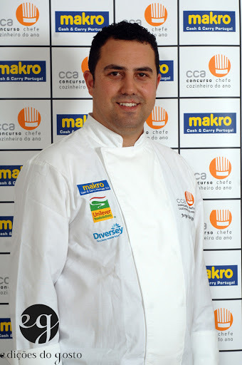Entrevista ao Chef Jorge Rodrigues/Chef Jorge Rogrigues Interview