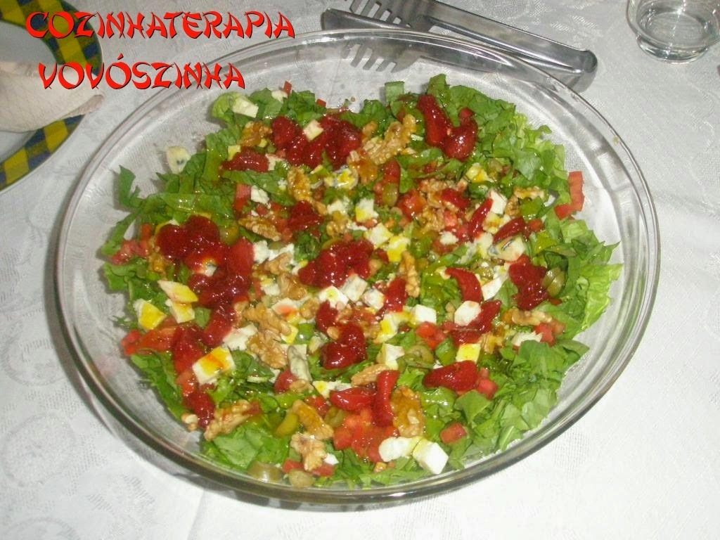 Salada Green Red