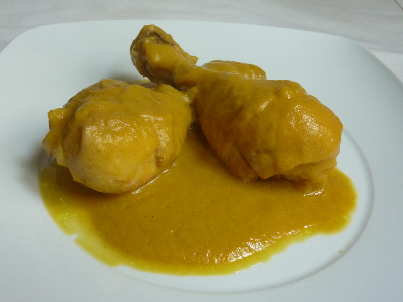 POLLO AL CURRY (FC)