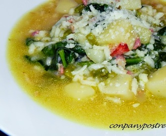 Recetas de comida para acompa ar con sopa mytaste for Comida rapida y calentita