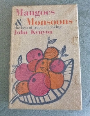 Lucky find ~ a tatty little gem of a cookbook!