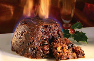 My Easy to Make Christmas Pudding and Brandy Custard