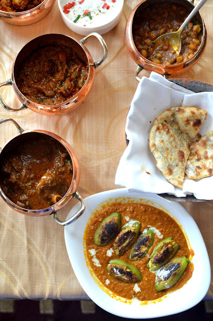 An Indolent Punjabi Lunch at Hyatt Regency, Curated by Chef Anil Khurana