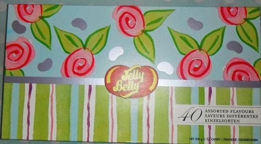 Jelly Belly Jelly Beans review & Jelly Belly Easter Nest Cupcakes recipe