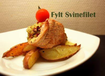 Fylt Svinefilet