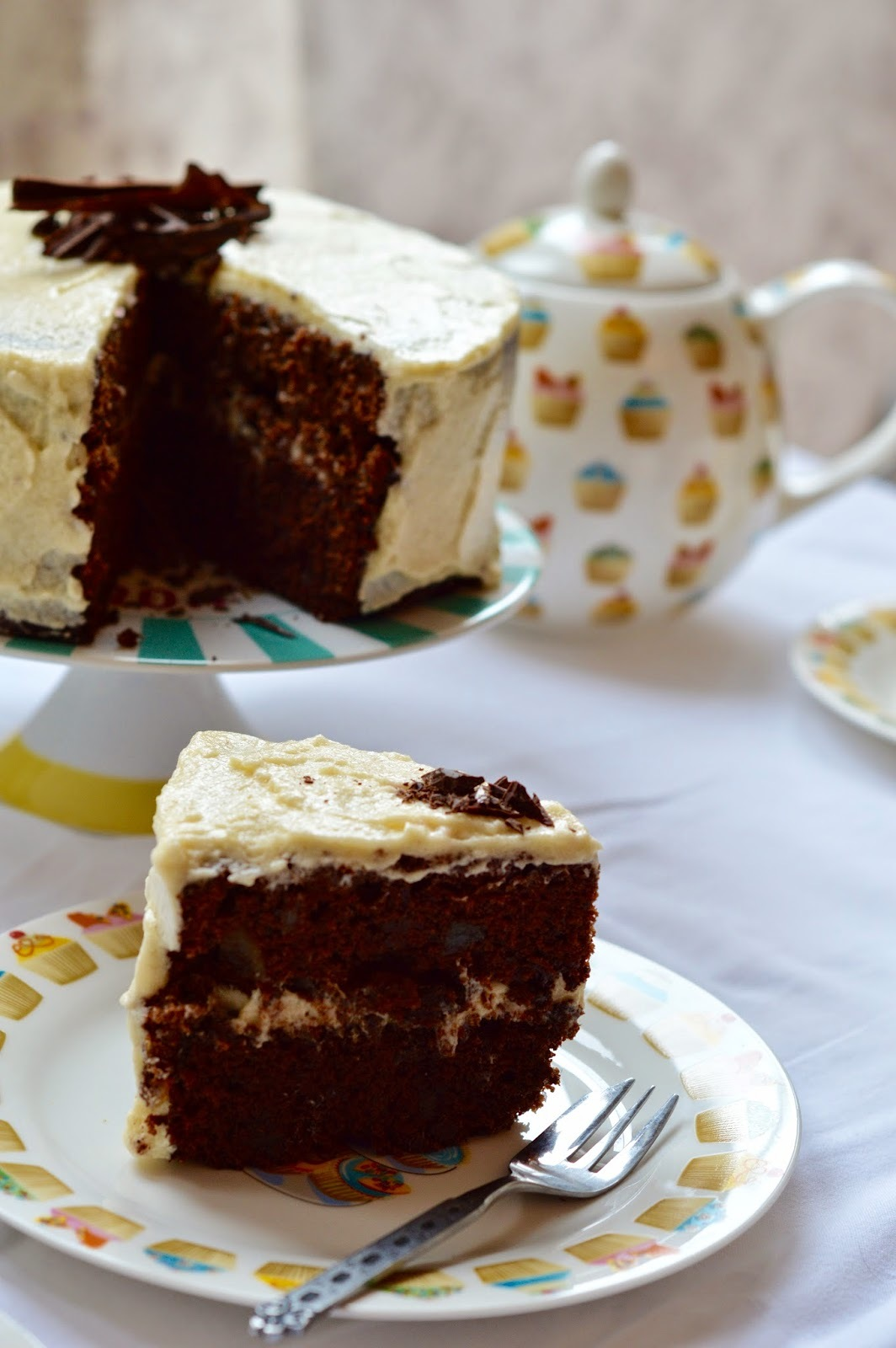 Afternoon Tea Delight - The Great Denby Cake Off