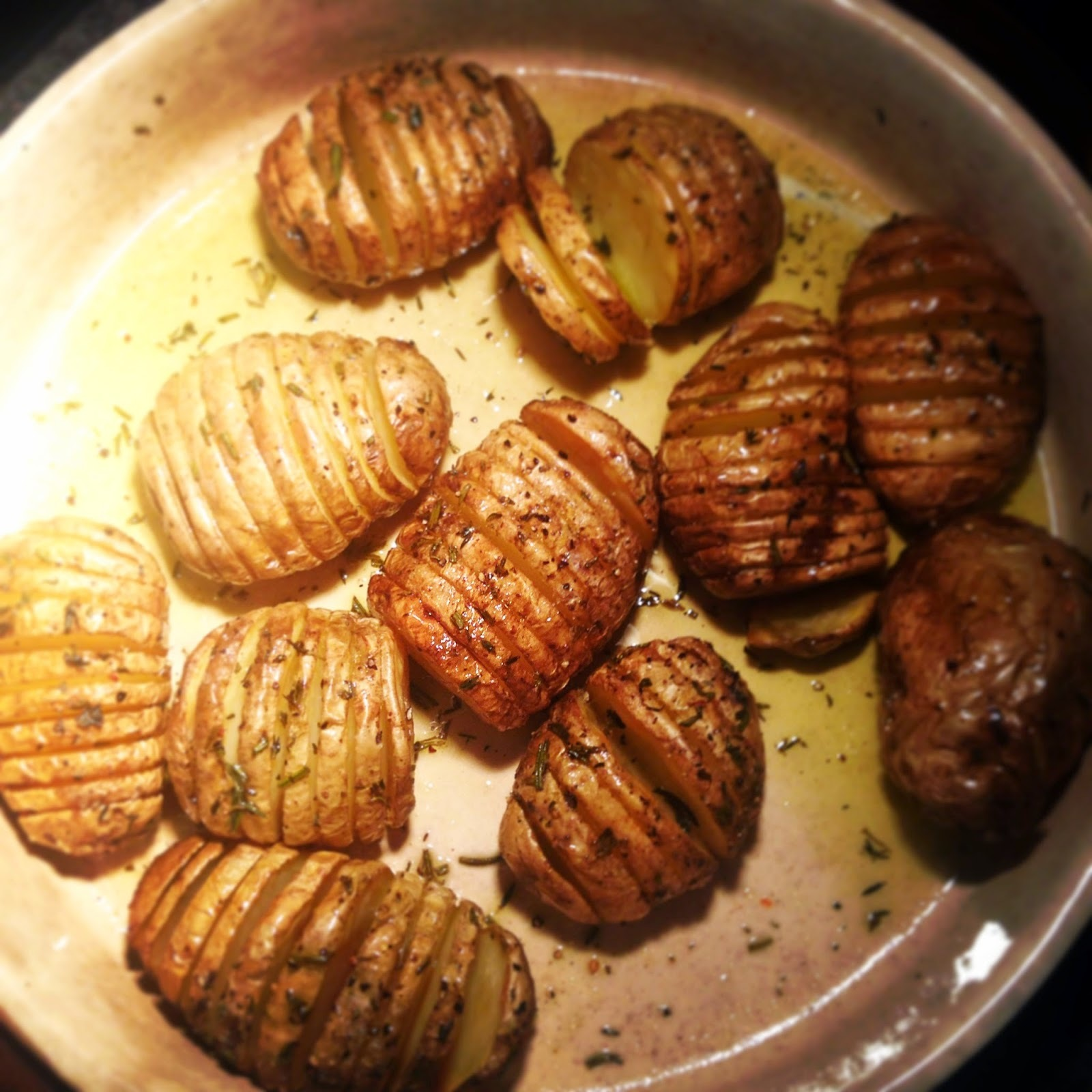 Hasselback Potatoes – the best way to cook spuds