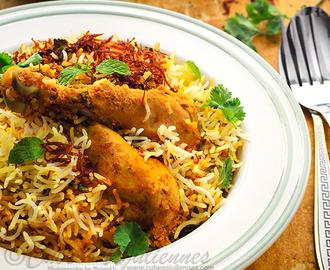 Delhi biryani recipes mytaste for Awadhi cuisine book