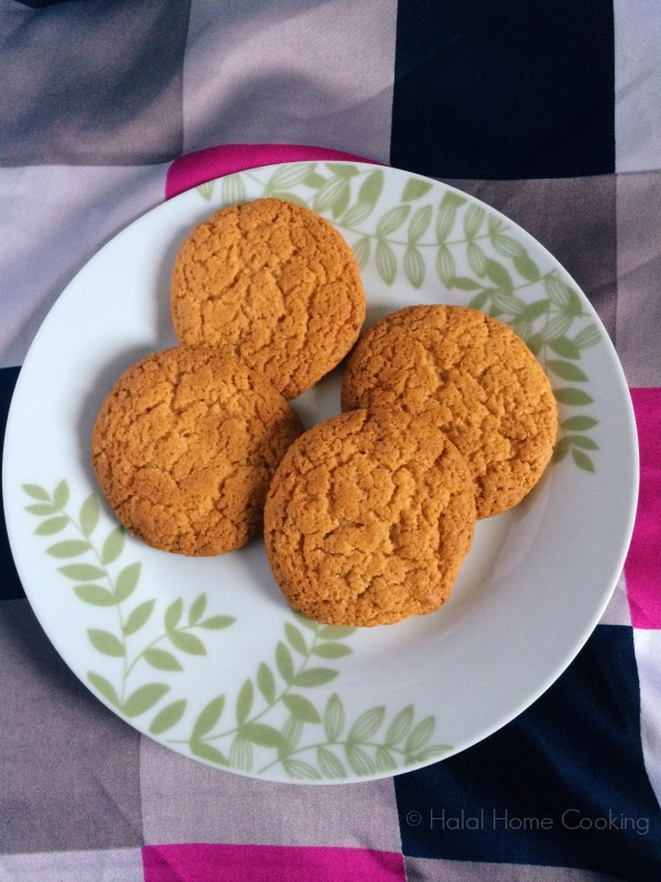 Ginger Biscuits / Ginger Snaps / Ginger Nuts