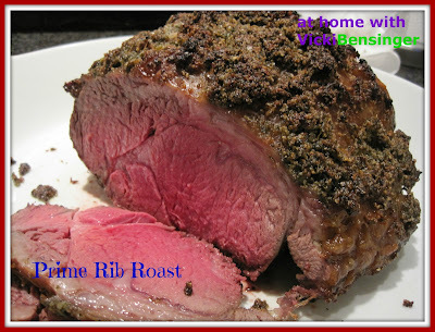 Perfect Prime Rib Roast - Holiday Favorite!