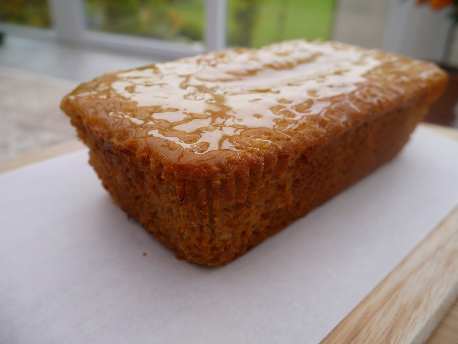 Honey Banana Loaf